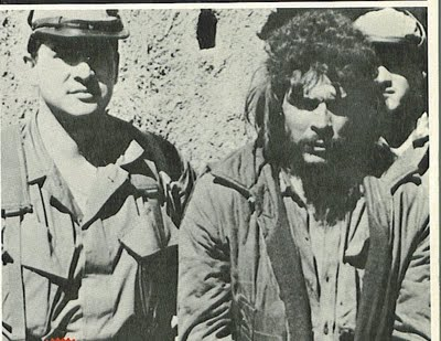 Image result for 'Che' Guevara, muerto