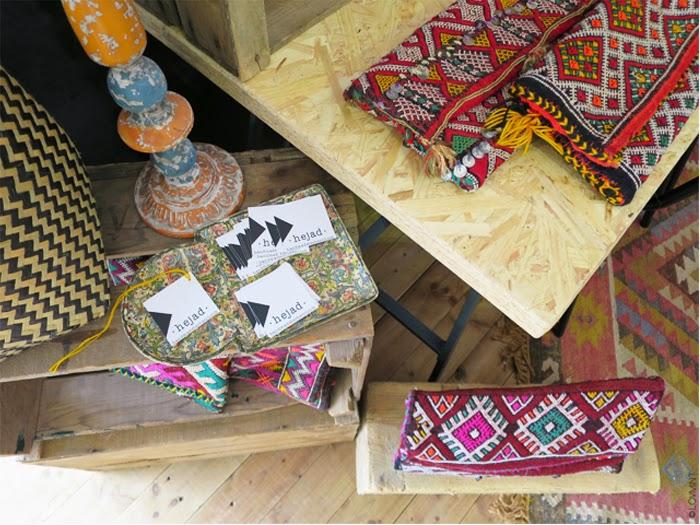 Hejad - Pochettes marocaines