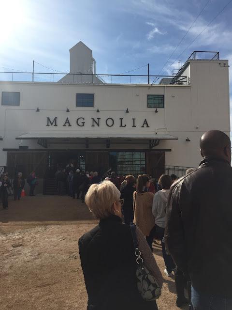 Magnolia Market Waco, TX