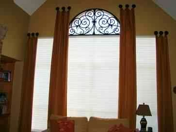 Window Treatments By Melissa Ask Melissa How To Dress An Eybrow Window Or Half Circle Window