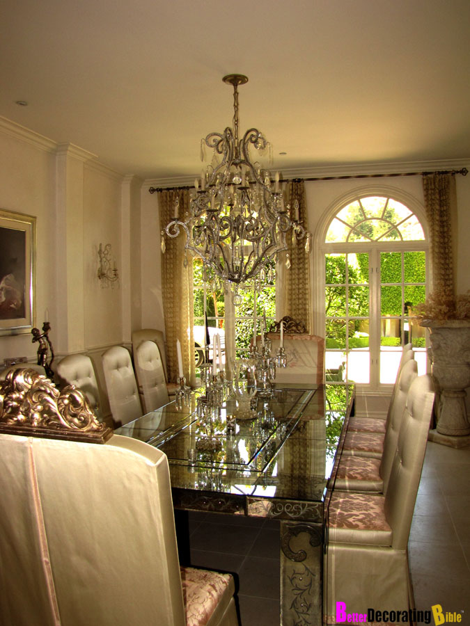 The styled life lisa vanderpump for Home decorations sale