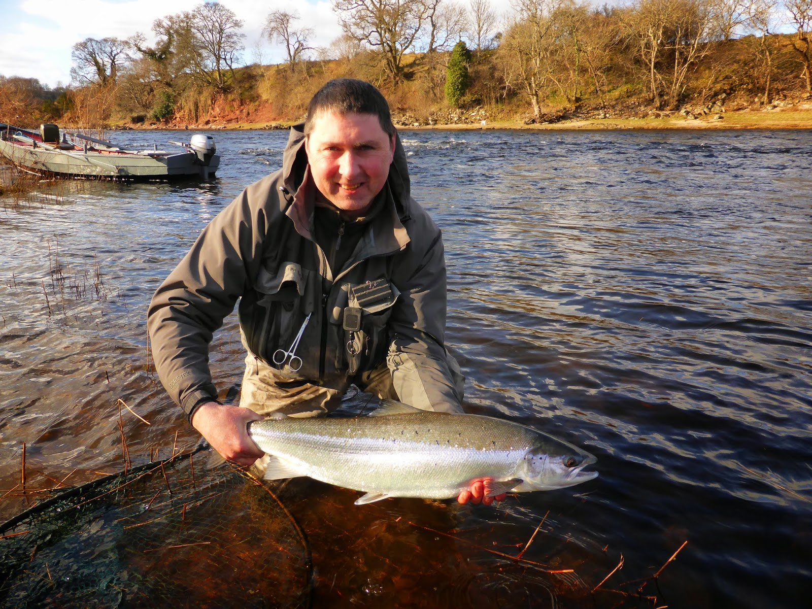Salmon fishing scotland salmon fishing scotland spring for Fly fishing for salmon