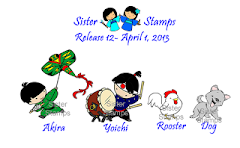 Sister Stamps Release 12