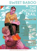 Sweet Baboo & The Pictish Trail + Luke Saxton