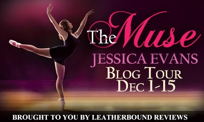 Blog Tour - The Muse by Jessica Evans
