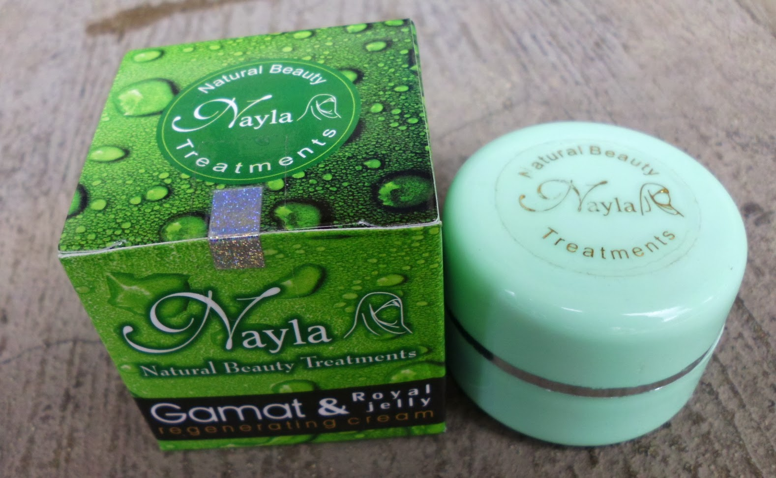 Cream Gamat Nayla