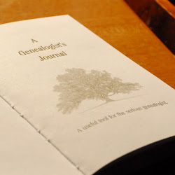 A Genealogist&#39;s Journal