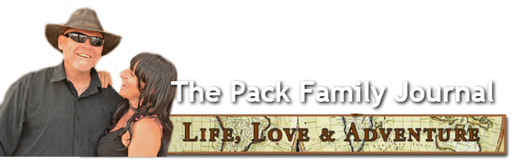 The Pack Family Journal