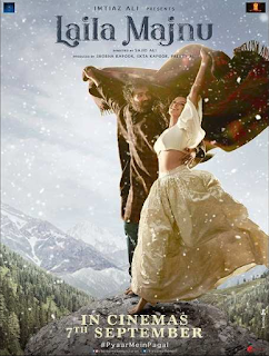 Laila Majnu (2018) Hindi Movie HDRip | 720p | 480p