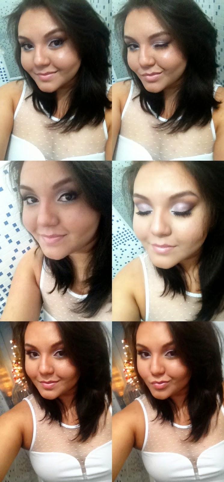 Maquiagem para o Réveillon