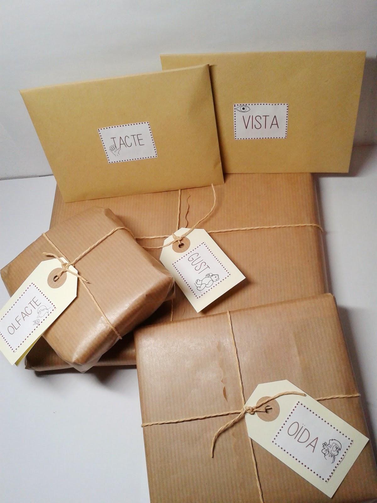 Recetas f ciles dulces y sabrosas empaquetado de regalos - Empaquetado de regalos ...