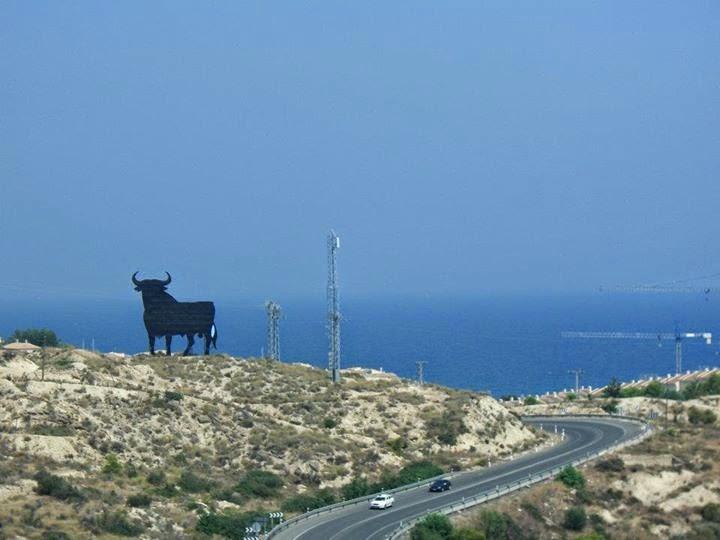 wschodnie wybrzeże Hiszpanii