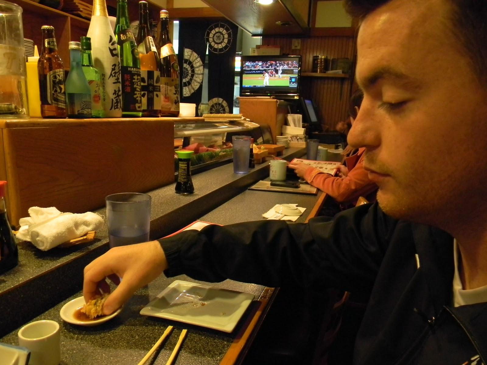 Sushi, Tokyo's Restaurant