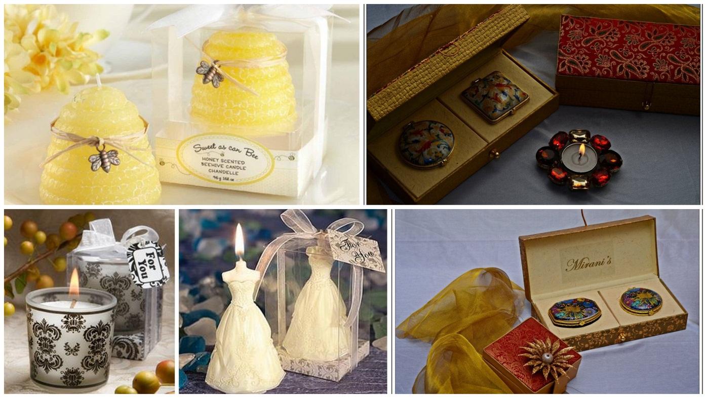Mehndi Ceremony Return Gifts : Wedding return gifts circle the date