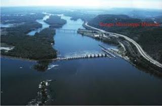 Sungai Mississippi Missouri