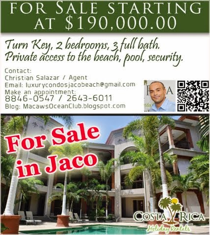 Condos for Sale in Jaco