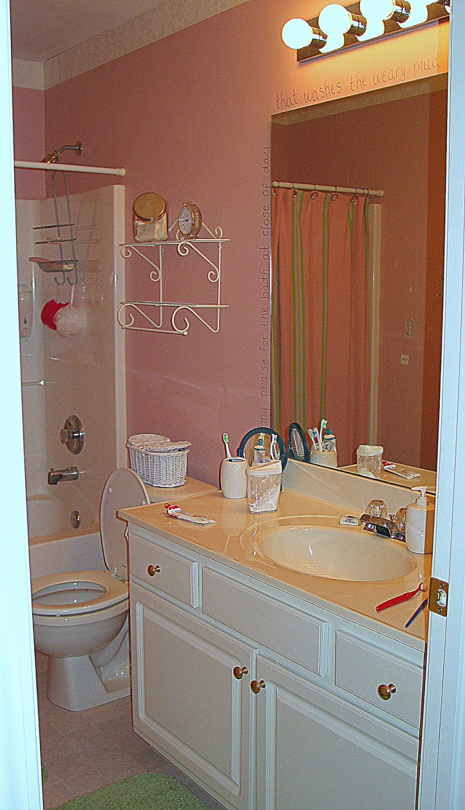 Bathroom Staging Goodbye House Hello Home Blog Home Staging A Hall