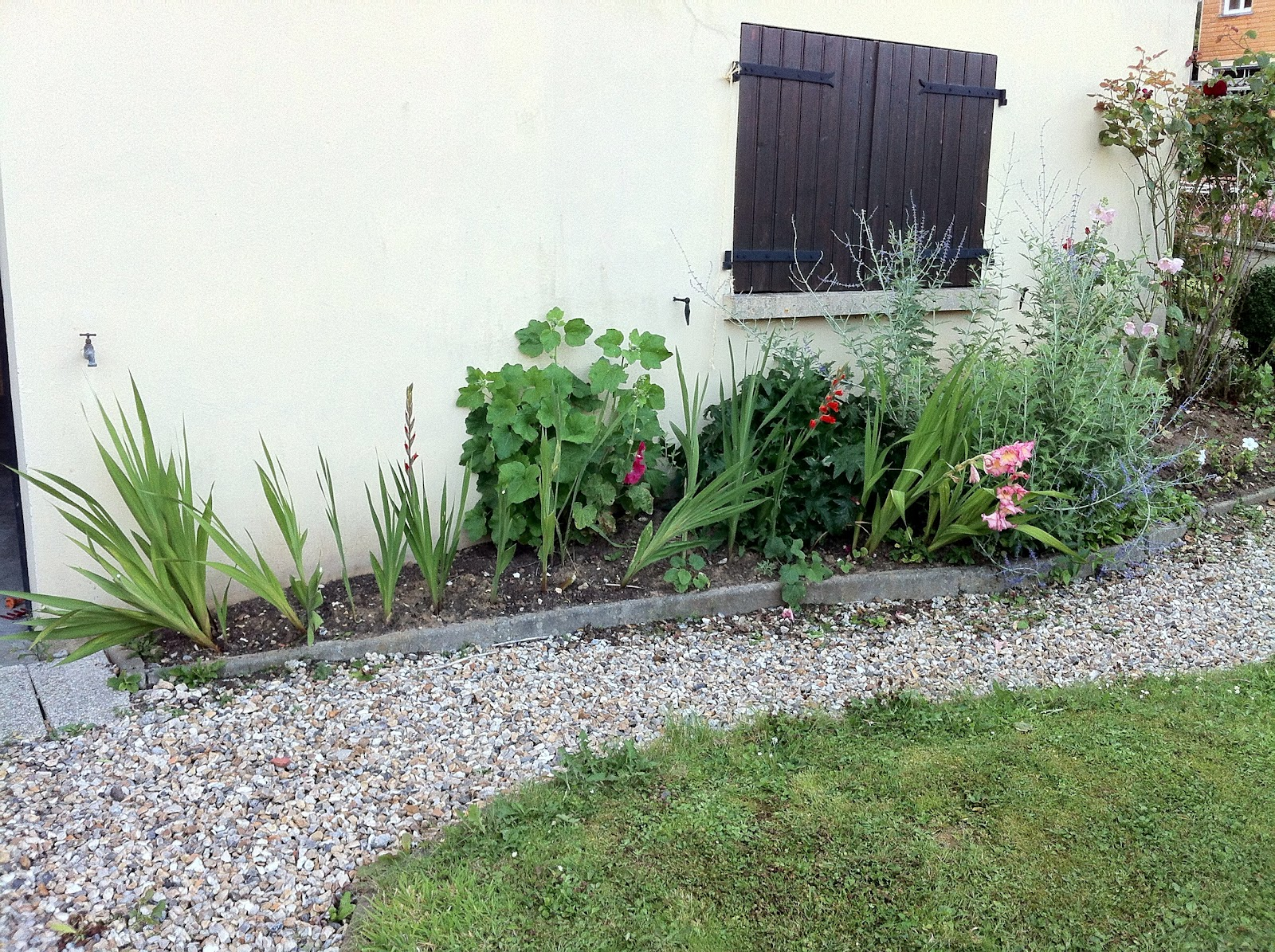 Mon jardin imparfait jardin au soleil for Le jardin imparfait