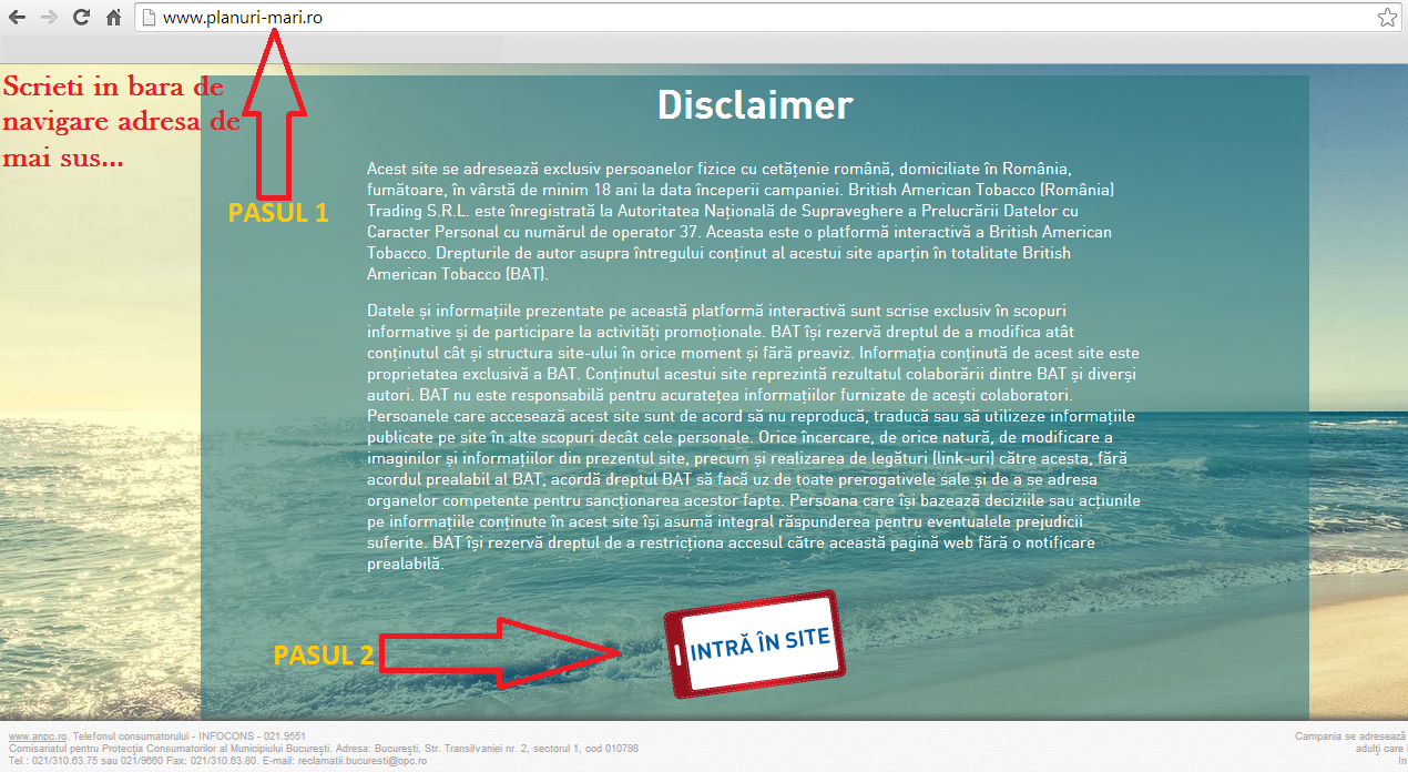 www.planuri-mari.ro concurs Pall Mall 2014 cum se introduce codul