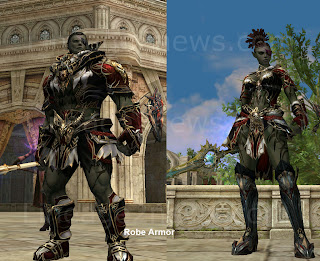 R99 blody robe orc lineage2