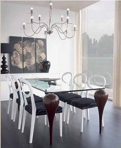 Visi n interiorista l mparas vintage for Casas minimalistas vintage