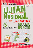 Try Out Ujian Nasional Ekonomi SMA IPA-IPS 2013