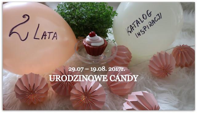KATALOG INSPIRACJI- Urodzinowe Candy