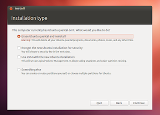 ubuntu 12.10 quantal quetzal beta 1 ubiquity screenshot