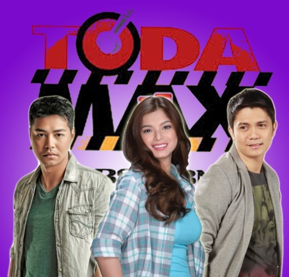 Zanjoe Marudo to Marry Angel Locsin in 'Toda Max' (July 13)