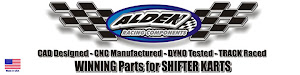 Alden Racing Components