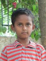 Solomon - India (IN-389), Age 9