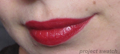 Chanel Dragon Rouge Allure Laque swatch