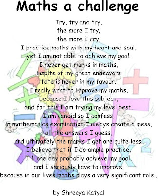 math worksheet : math poems for 8th graders  educational math activities : Math Poems For High School Algebra