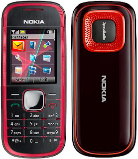 nokia 5030 flash file