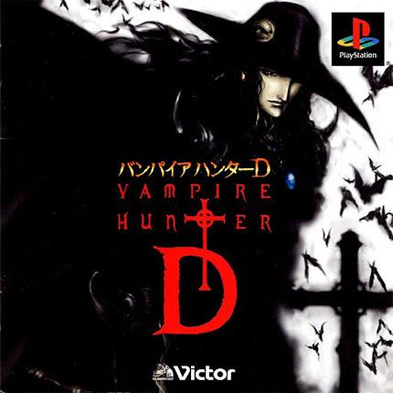 Vampire Hunter D [Español/PSX/PSP]