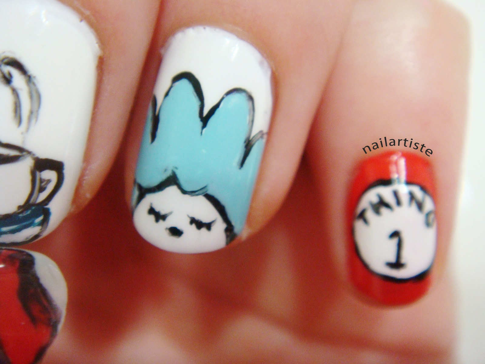 The Nail Artiste: August 2012