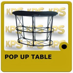 Popp Up Table