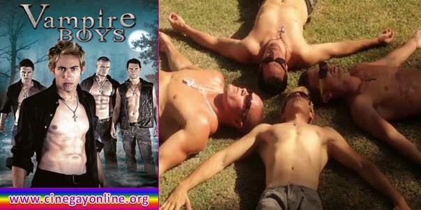 Vampire boys, película