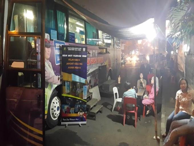 Gerai dan Bus Samling Samsat Jakarta Utara Beroperasi Hingga Malam