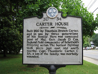 Franklin Tn Carter House Tour