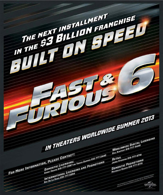 Fast and The Furious 6 Movie Wallpapers