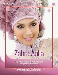 Model Jilbab Pengantin Perpaduan Eropa