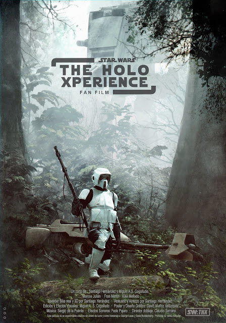 Poster The Holo Xperience