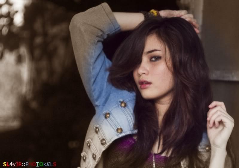 Foto Kiki Azhari - Foto Viola Putih Abu-Abu