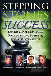 With  coauthors Scott Schmaren, Deepak Chopra, Jack Canfield, Dr. Denis Waitlry!
