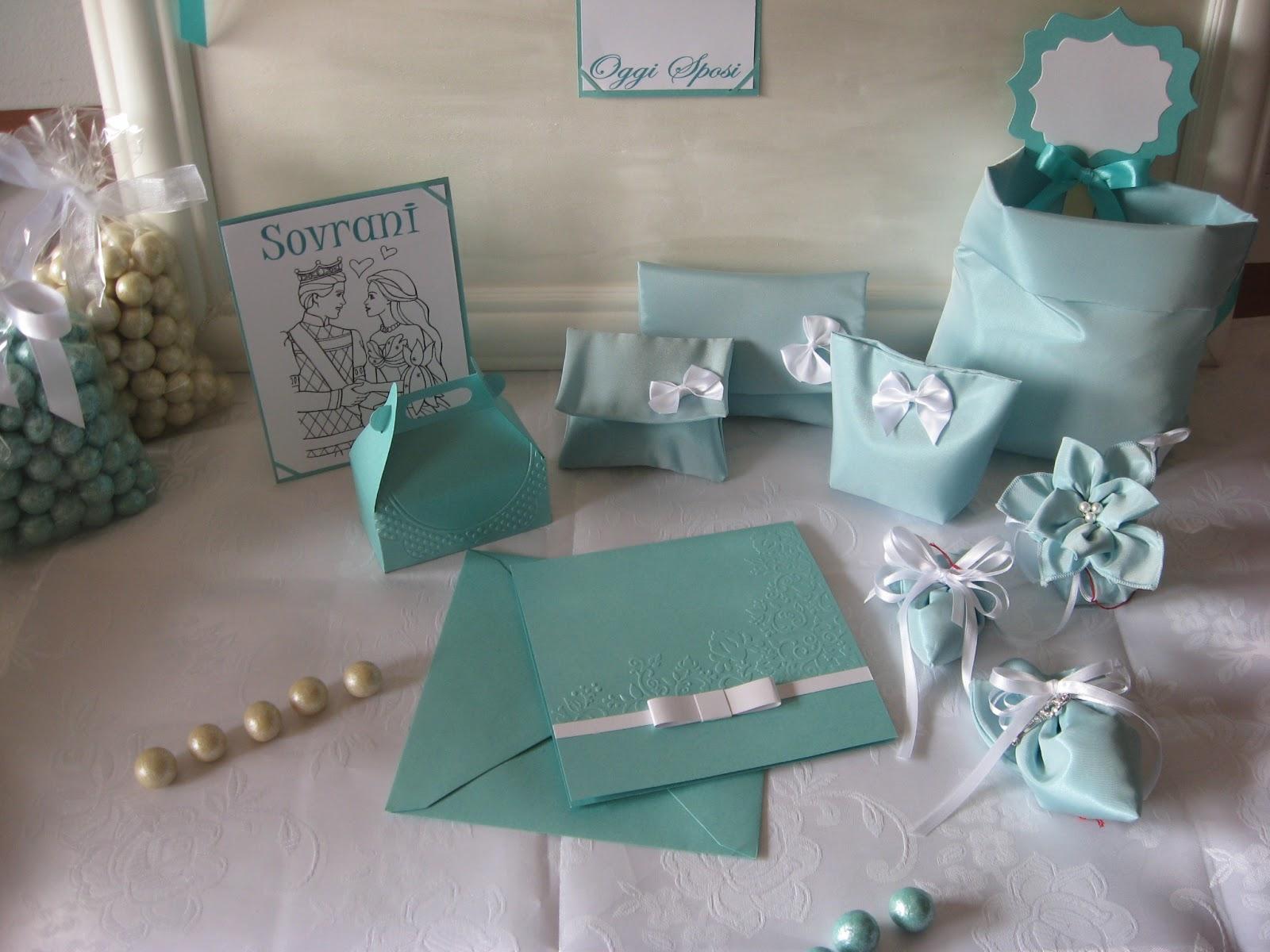 Matrimonio In Verde Tiffany : Verde tiffany tutto in coordinato