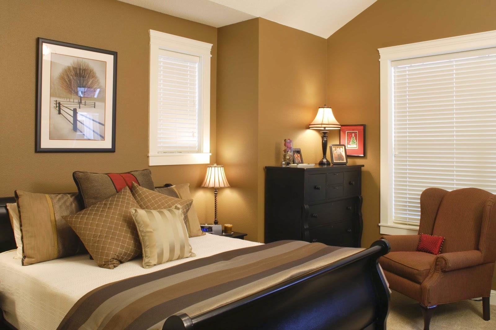 warna kamar tidur yang nyaman