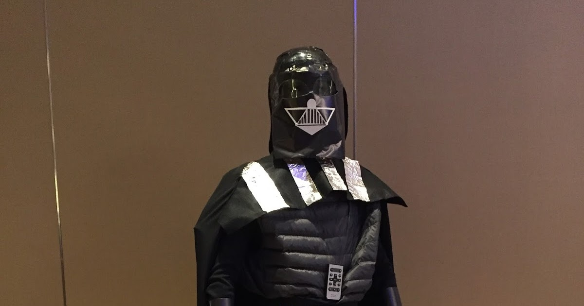 Ally's In Wonderland: Darth Vader Costume