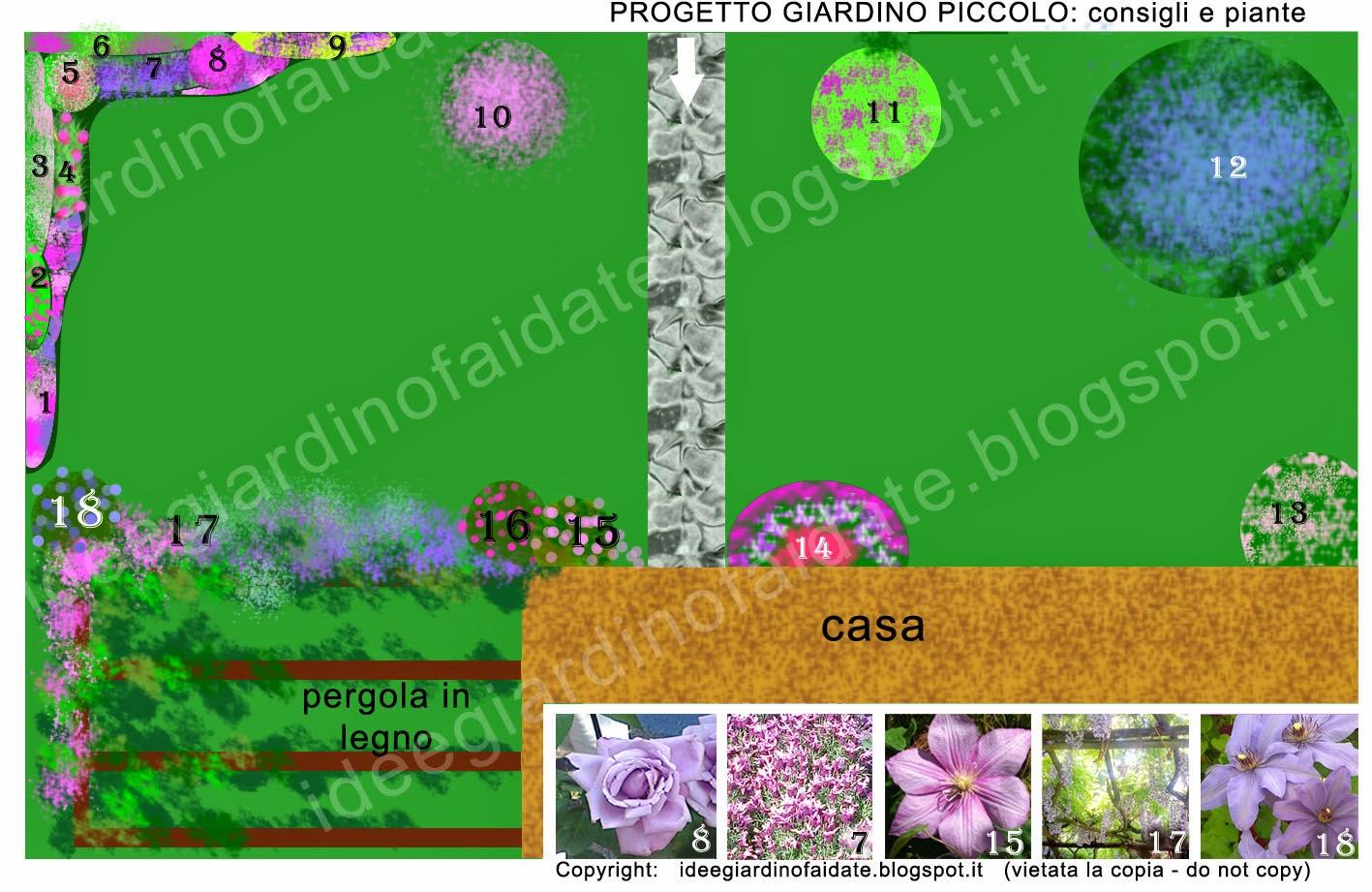 Affordable giardino progetto idee sogno immagine spaziale for Progetto aiuole per giardino