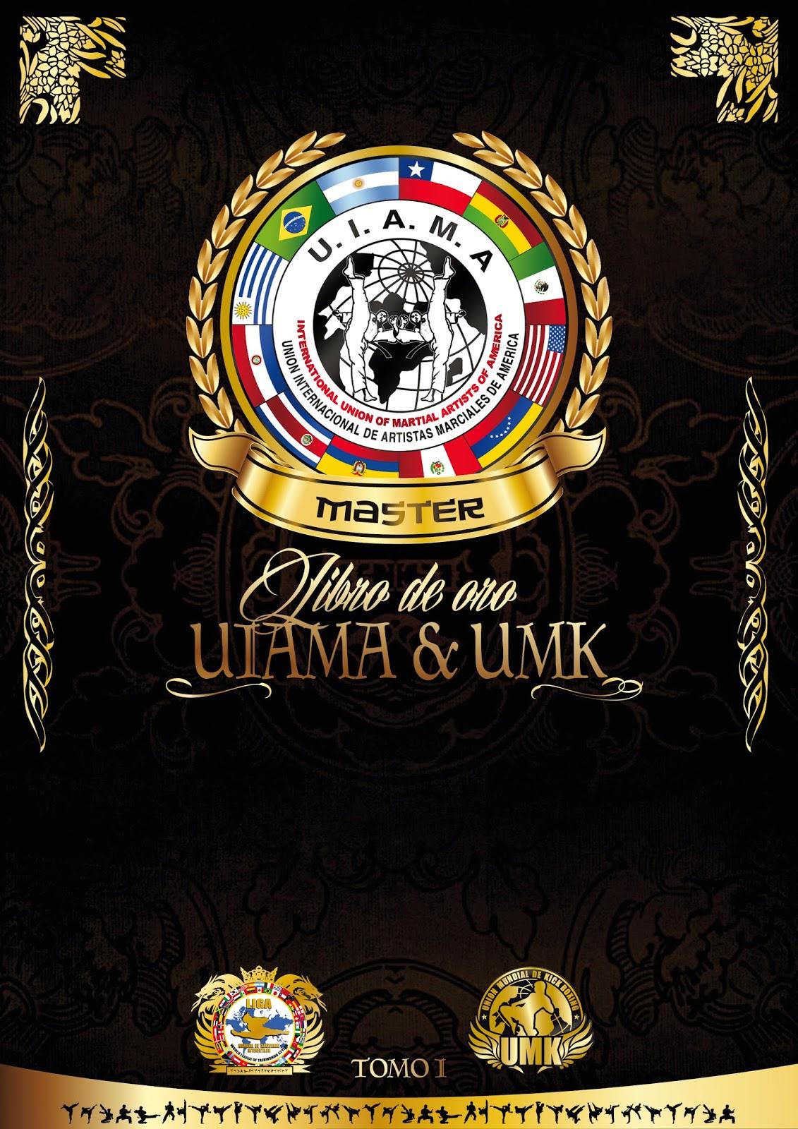 LIBRO DE ORO UIAMA&UMK - TOMO 1